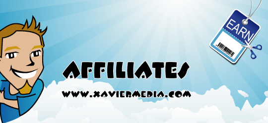 Affiliate Program by Xavier Media